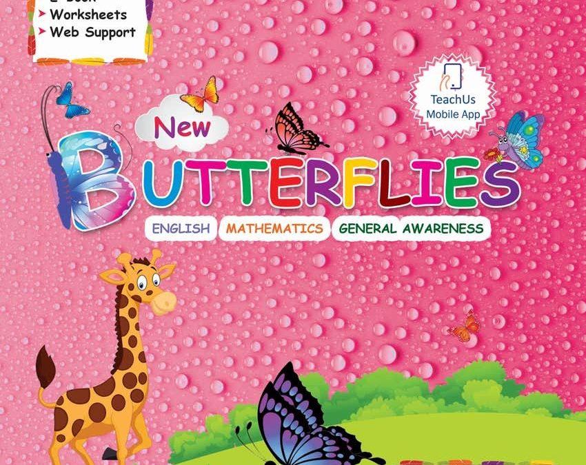 LKG NEW BUTTERFLIES SEMESTER 2