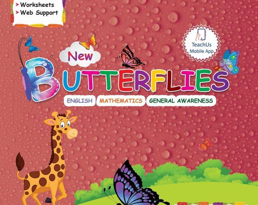 UKG NEW BUTTERFLIES SEMESTER 1